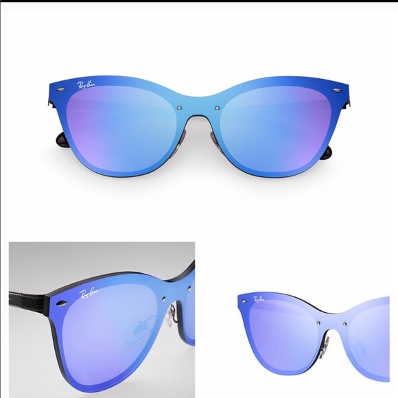 b49125a8c1 Ray Ban Blaze Cat Eye Sunglasses. M 5bd77f531b3294a15f52ff3d